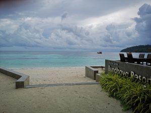 パタヤビーチ リペ島