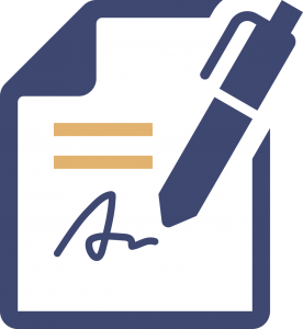 Contract-Icon